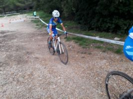 Cyclo cross Luminy Champt BdRh 3 nov. 2019 10
